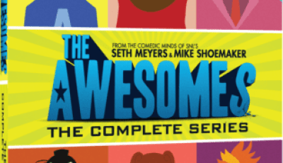 AWESOMES, THE: THE COMPLETE SERIES 6