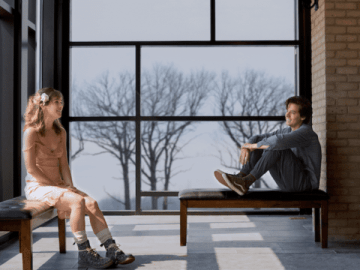 Five Feet Apart starring Haley Lu Richardson & Cole Sprouse offers up a first look! 59