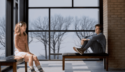 Five Feet Apart starring Haley Lu Richardson & Cole Sprouse offers up a first look! 6