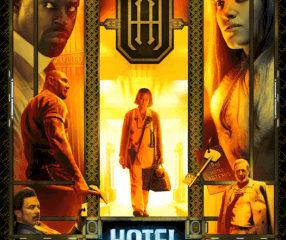 HOTEL ARTEMIS - NEW Posters & Character Trailer - Who's Who in This Amazing Ensemble Cast 7