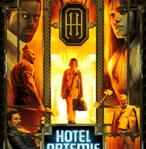 HOTEL ARTEMIS - NEW Posters & Character Trailer - Who's Who in This Amazing Ensemble Cast 10