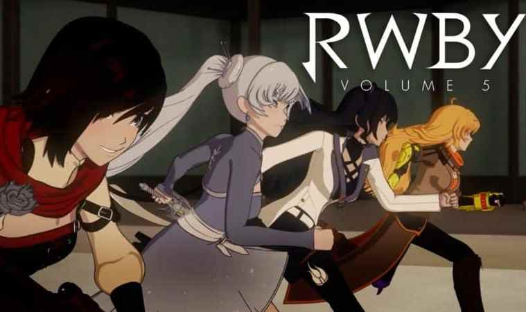 RWBY: VOLUME 5 3