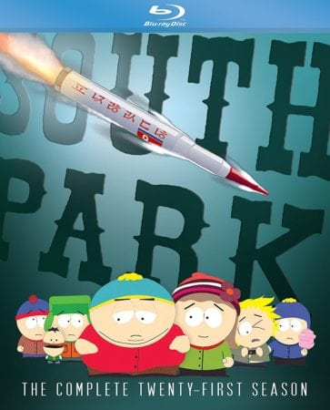 SOUTH PARK: THE COMPLETE TWENTY-FIRST SEASON 3