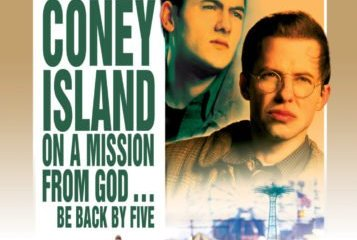 WENT TO CONEY ISLAND ON A MISSION FROM GOD....BE BACK BY FIVE 7