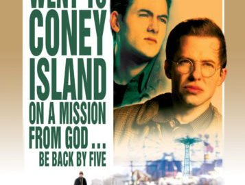 WENT TO CONEY ISLAND ON A MISSION FROM GOD....BE BACK BY FIVE 45