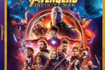 AVENGERS: INFINITY WAR hits Blu-ray on August 14th and Digital on July 31st 9