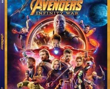 AVENGERS: INFINITY WAR hits Blu-ray on August 14th and Digital on July 31st 3