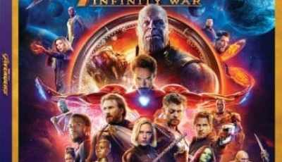 AVENGERS: INFINITY WAR hits Blu-ray on August 14th and Digital on July 31st 5