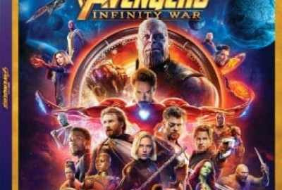 AVENGERS: INFINITY WAR hits Blu-ray on August 14th and Digital on July 31st 11
