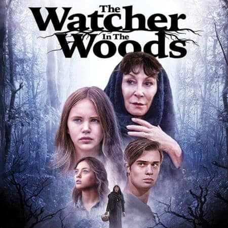THE WATCHER IN THE WOODS on DVD 9/11 3