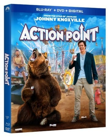 ACTION POINT arrives on Digital August 14th and Blu-ray Combo Pack August 21st 1