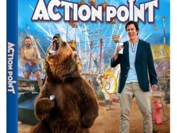 ACTION POINT arrives on Digital August 14th and Blu-ray Combo Pack August 21st 45