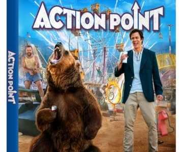 ACTION POINT arrives on Digital August 14th and Blu-ray Combo Pack August 21st 3