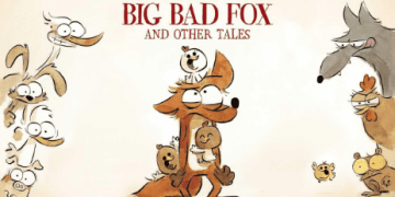 English Cast Revealed for THE BIG BAD FOX & OTHER TALES | Directed by Benjamin Renner & Patrick Imbert 4