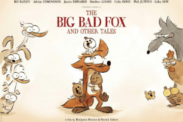 English Cast Revealed for THE BIG BAD FOX & OTHER TALES   Directed by Benjamin Renner & Patrick Imbert 8