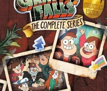 GRAVITY FALLS: THE COMPLETE SERIES 3