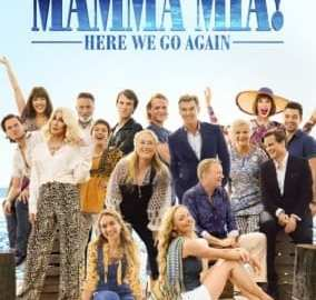 MAMMA MIA! HERE WE GO AGAIN 44