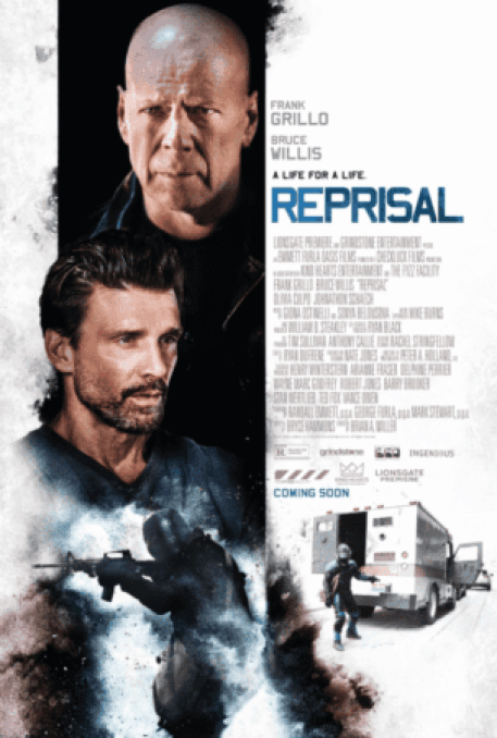 SUNDAY MOVIE NEWS: REPRISAL, THE NIGHT IS SHORT, THE PRODIGY, BAJA, DEAD NIGHT, IRON TERRY MALONE & THE PUBLIC IMAGE IS ROTTEN 1