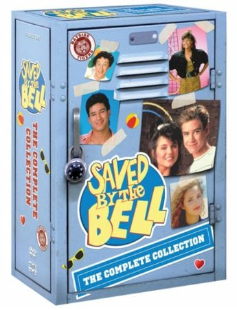 On 10/2, Return to the Hallowed Halls of Bayside High with SAVED BY THE BELL: THE COMPLETE COLLECTION from Shout! Factory 3