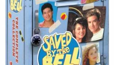 On 10/2, Return to the Hallowed Halls of Bayside High with SAVED BY THE BELL: THE COMPLETE COLLECTION from Shout! Factory 7