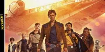 """Lucasfilm's """"Solo: A Star Wars Story"""" Arrives To Homes Digitally on Sept. 14 and on Blu-ray Sept. 25 1"""