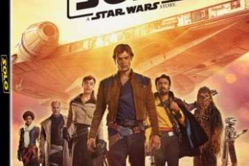 """Lucasfilm's """"Solo: A Star Wars Story"""" Arrives To Homes Digitally on Sept. 14 and on Blu-ray Sept. 25 28"""