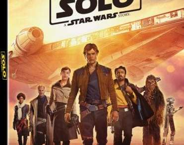 """Lucasfilm's """"Solo: A Star Wars Story"""" Arrives To Homes Digitally on Sept. 14 and on Blu-ray Sept. 25 10"""