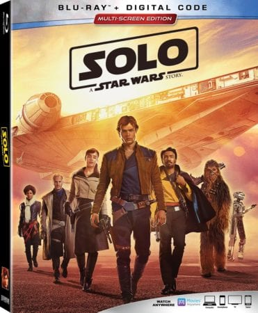 "Lucasfilm's ""Solo: A Star Wars Story"" Arrives To Homes Digitally on Sept. 14 and on Blu-ray Sept. 25 1"