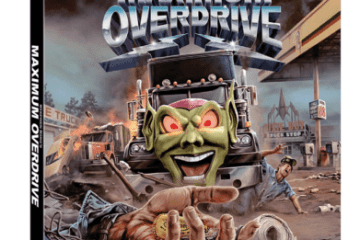 MAXIMUM OVERDRIVE on Blu-ray 10/23 45