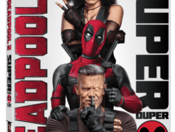DEADPOOL 2: SUPER DUPER CUT 42