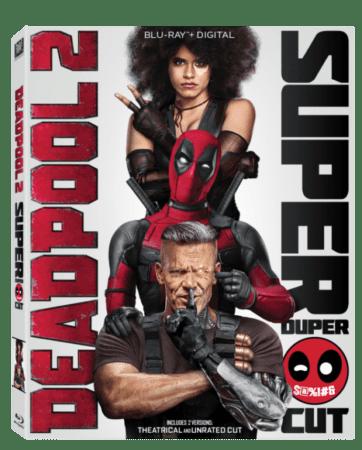 DEADPOOL 2: SUPER DUPER CUT 1