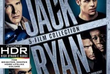 JACK RYAN: 5-FILM COLLECTION (4K UHD) 17