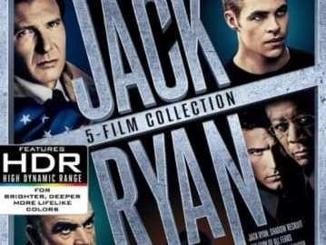 JACK RYAN: 5-FILM COLLECTION (4K UHD) 44