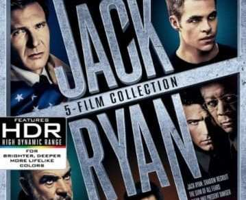 JACK RYAN: 5-FILM COLLECTION (4K UHD) 21
