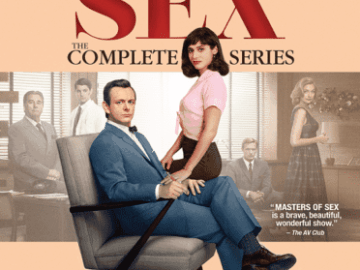 MASTERS OF SEX: THE COMPLETE SERIES 22