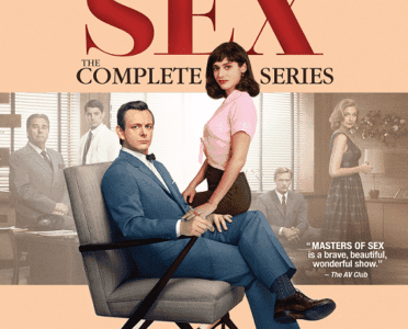 MASTERS OF SEX: THE COMPLETE SERIES 3