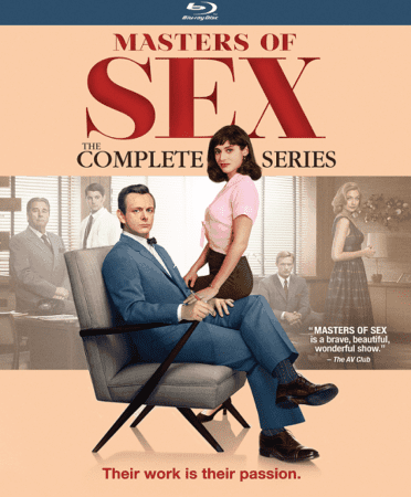 MASTERS OF SEX: THE COMPLETE SERIES 1