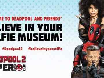 """Deadpool """"Believe in Your Selfie Museum"""" Comes to NYC 40"""