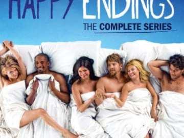 HAPPY ENDINGS: THE COMPLETE SERIES 58