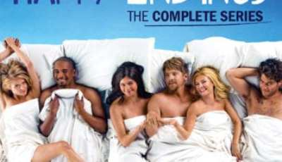 HAPPY ENDINGS: THE COMPLETE SERIES 7