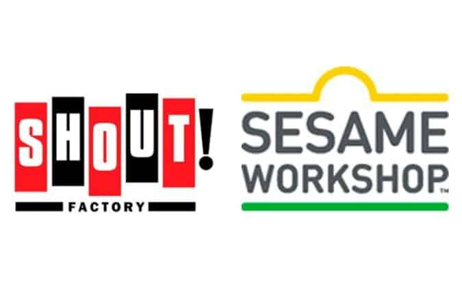 Shout! Factory and Sesame Workshop announce a new distribution partnership for the iconic Sesame Street home entertainment library. 3