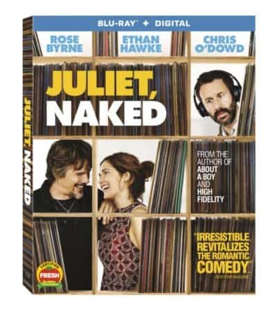 JULIET, NAKED on Digital 10/30 and Blu-ray & DVD 11/13 1