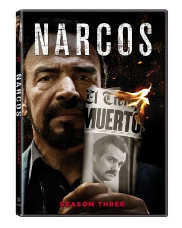 Narcos: Season Three 1