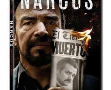 Narcos: Season 3 arrives on DVD 11/13 21