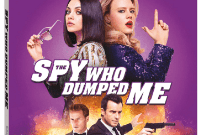 THE SPY WHO DUMPED ME on Digital 10/16 and 4K, Blu-ray & DVD 10/30 3