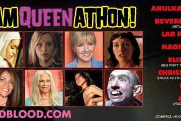 The BOOBS & BLOOD Festival is back - with all-women judges, a WOMEN IN HORROR panel & fundraising for Breast Cancer Charity 8