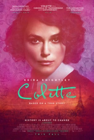 Colette review: Keira Knightley did something in 2018 3