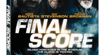 Final Score arrives on Blu-ray™ (plus Digital), DVD and Digital November 13 4