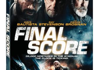 Final Score arrives on Blu-ray™ (plus Digital), DVD and Digital November 13 8
