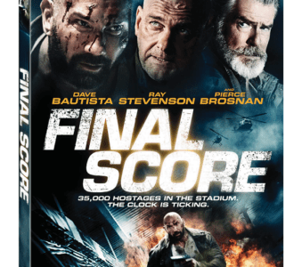 Final Score arrives on Blu-ray™ (plus Digital), DVD and Digital November 13 7